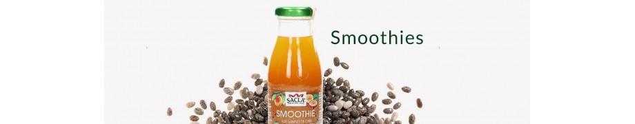 Boissons Froides Bio Saclà, Smoothies de Fruits & Légumes Bio